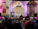 Annín, kostel sv. Mořice 8.12.2019