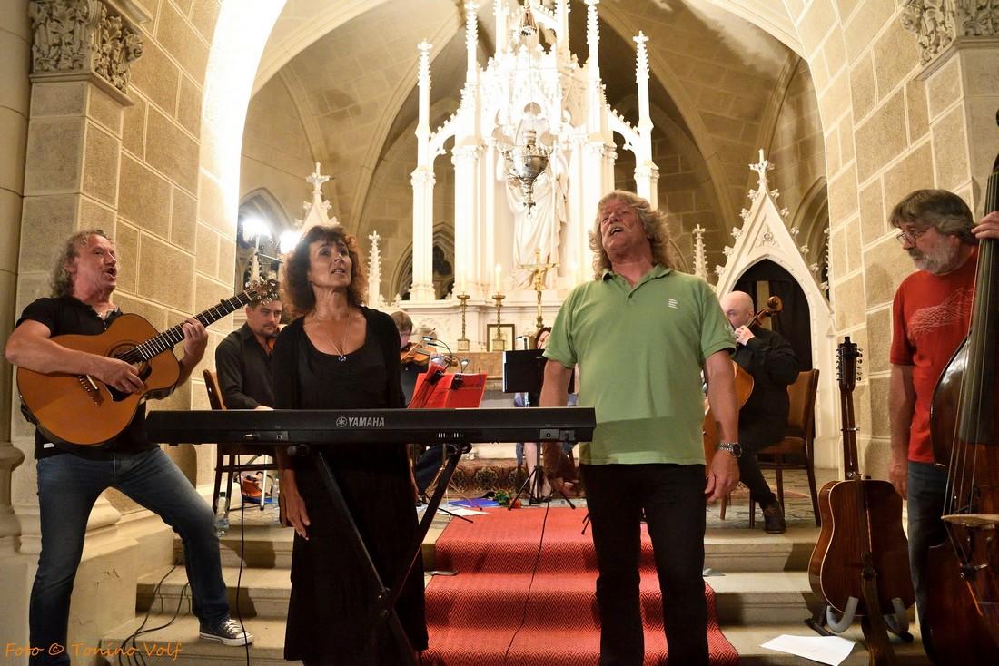 Okolo Třeboně 2.7.2020 - koncert a afterparty