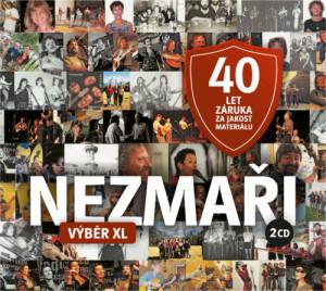 CD Nezmaři 40 výběr XL